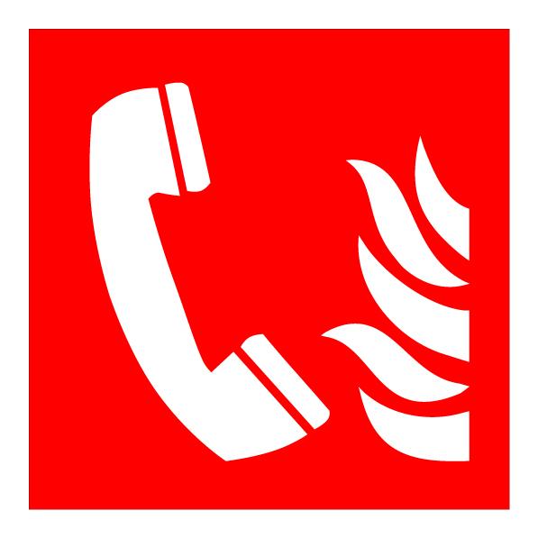 Nödtelefon för brand