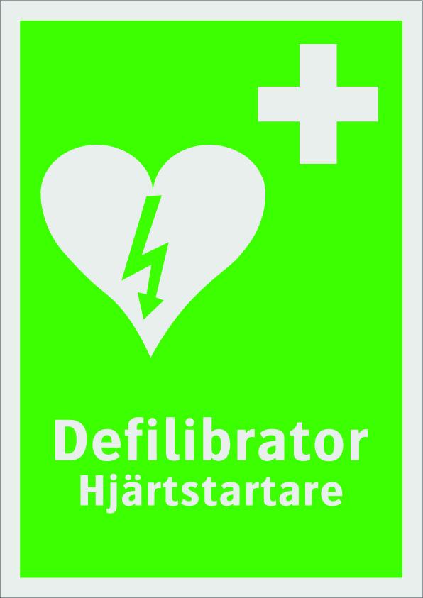 Defilibrator Hjärtstartare