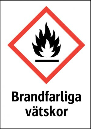 Brandfarliga vätskor