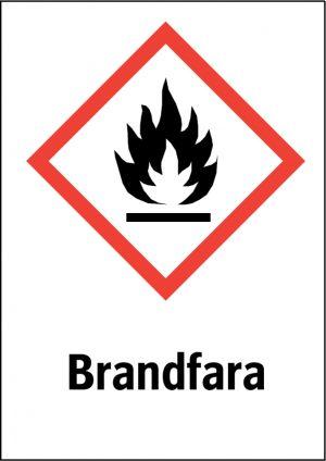 Brandfara