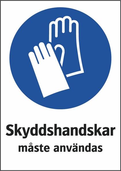 Skyddshanskar