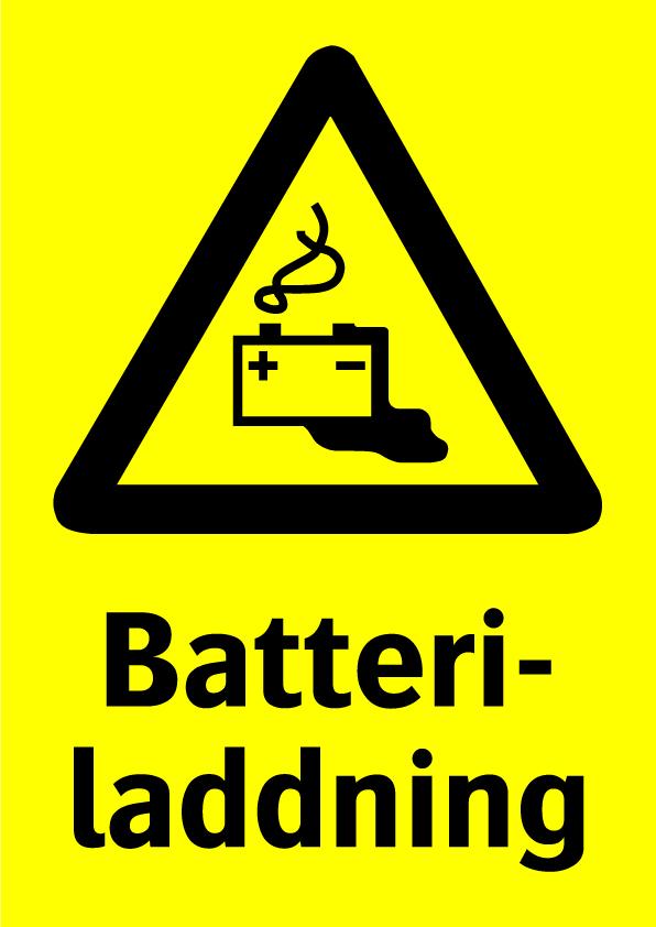 Batteriladdning