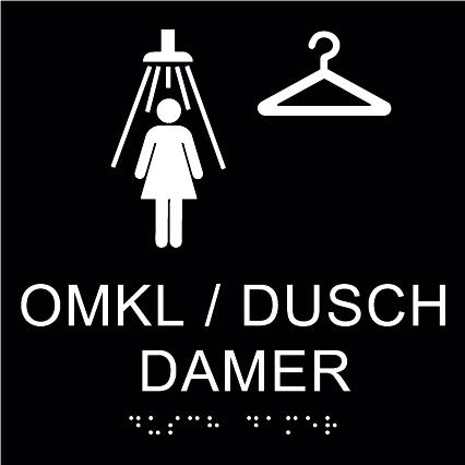 Omkl / Dusch Damer